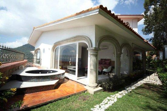 De Cantera y Plata Hotel Boutique : Habitacion.
