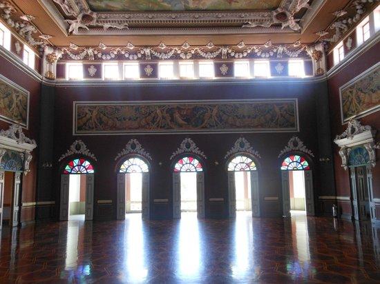 Teatro Nacional de Santa Ana