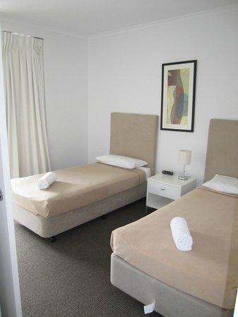 Swell Resort Burleigh Beach: second bedroom