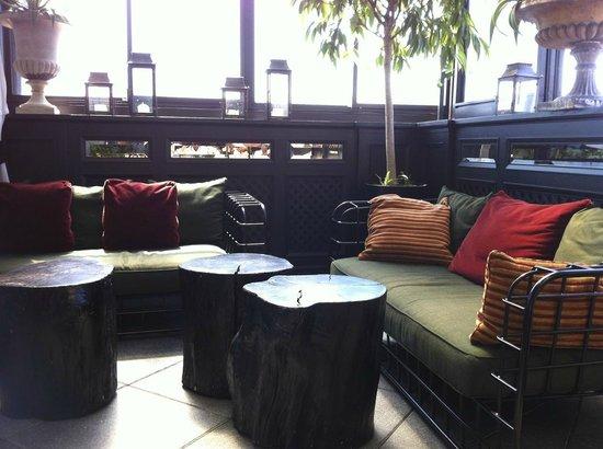 โรงแรมกราเมอซี่พาร์ค: Terrace Restaurant