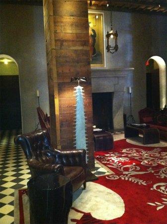 Gramercy Park Hotel: Lobby