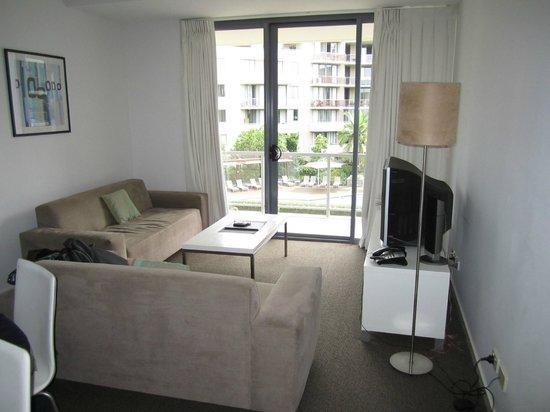 Swell Resort Burleigh Beach: Lounge