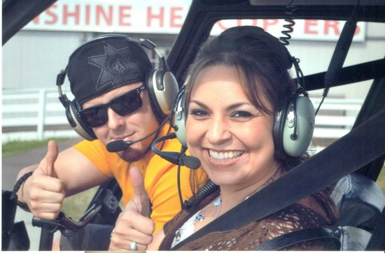 Sunshine Helicopter Tours: Pilot Chip