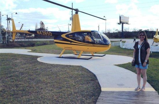 Sunshine Helicopter Tours: Sunshine