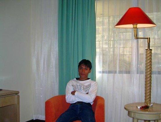 Topas Galeria Hotel: in the room...