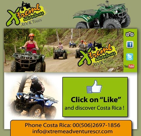 Xtreme Adventures : ready to have some Fun??