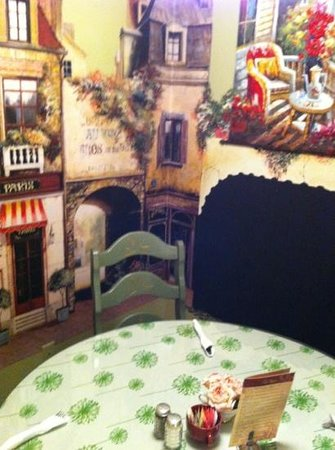 Cafe de Coco: One of the quaint rooms