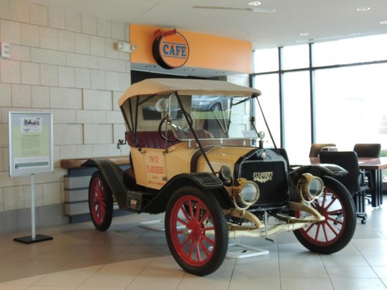 Automotive Hall of Fame: Entry