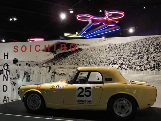 Automotive Hall of Fame: Honda