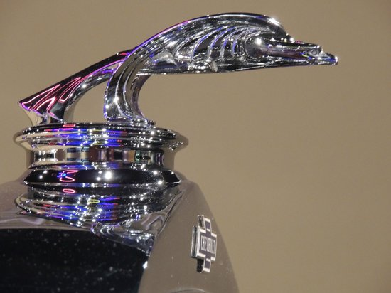 Automotive Hall of Fame: ornament