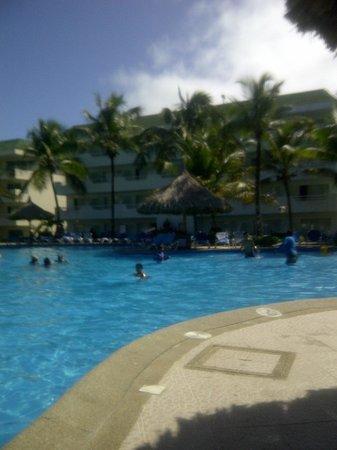 Isla Caribe Beach Hotel: areas comunes del hotel