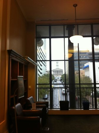 Nashville Public Library: View
