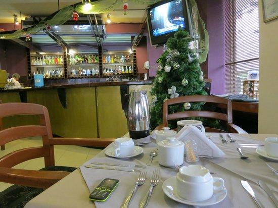 Royal Inn & Casino Hotel: Restaurant del Hotel