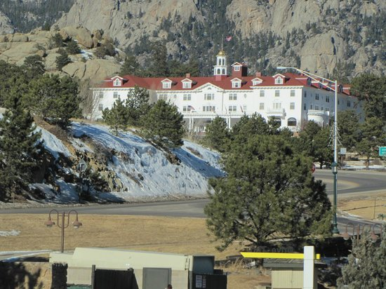 Stanley Hotel: This is a beautiful facility