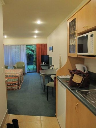 Aspen Court Motel - Twizel: Room amenities