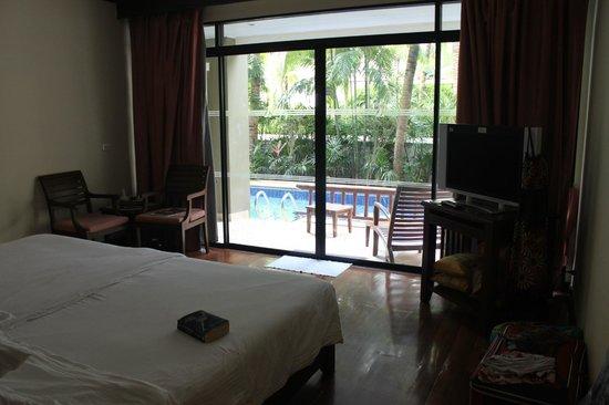 Alpina Phuket Nalina Resort & Spa : View from room