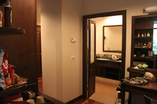 Alpina Phuket Nalina Resort & Spa : Room