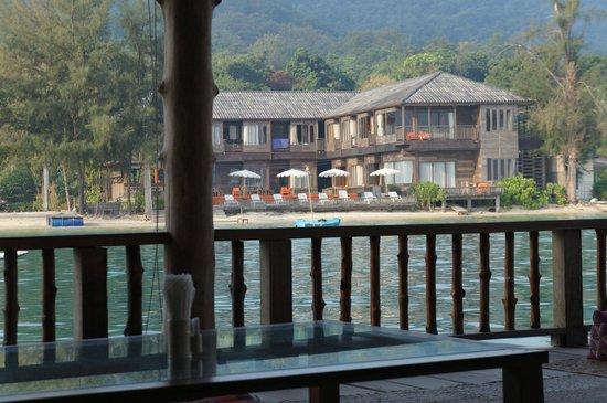 Baan Ploy Sea: View from restaurant