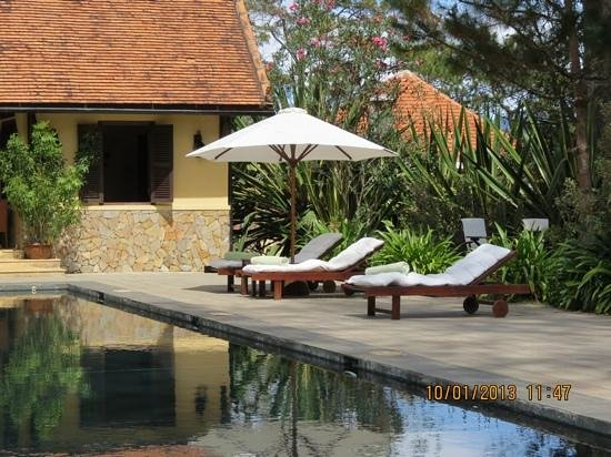 Ana Mandara Villas Dalat Resort & Spa: swimming pool