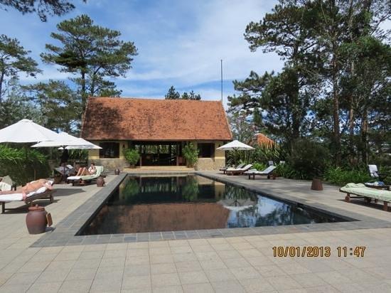 อนามันดาราวิลล่าดาลัด รีสอร์ทแอนด์สปา: swimming pool