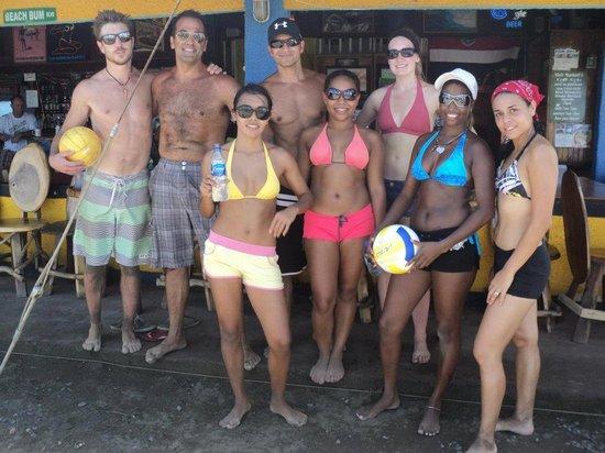 Man Cave Jaco : Waco in jaco! picture of clarita's beach bar & sports grill jaco