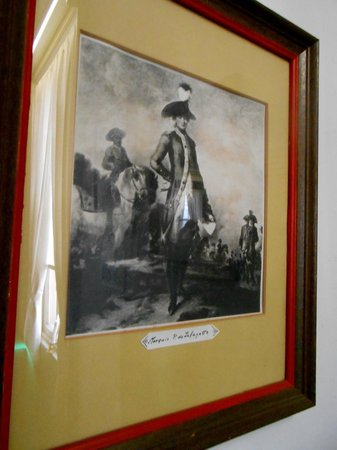 Van Wyck Homestead Museum: he Marquis de La Fayette, the general in the American Revolutionary War