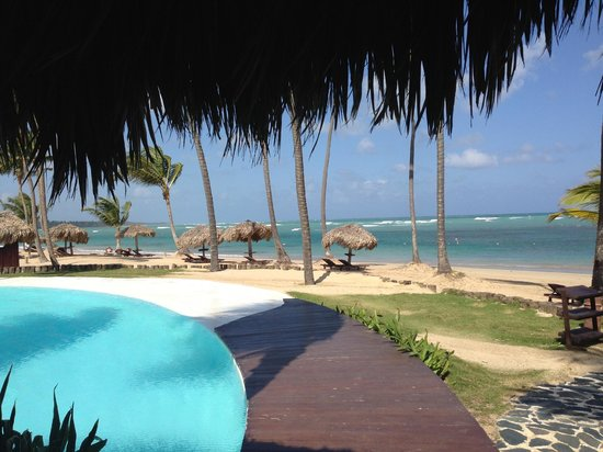 Zoetry Agua Punta Cana: Beach