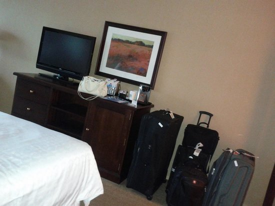 Sheraton Gateway Hotel in Toronto International Airport: Bedroom