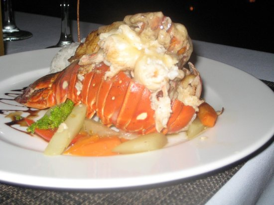 Zoetry Agua Punta Cana: Lobster