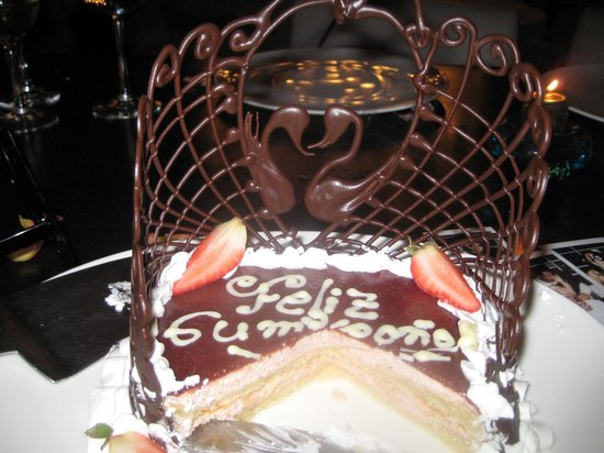 Zoetry Agua Punta Cana : My B-day Cake