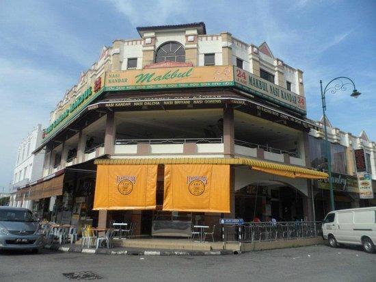 T Hotel Sungai Petani : Nearby shopping