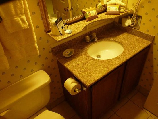Best Western Inn & Suites Rutland-Killington: Bathroom