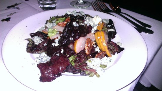 The Capital Grille: Asian pear salad