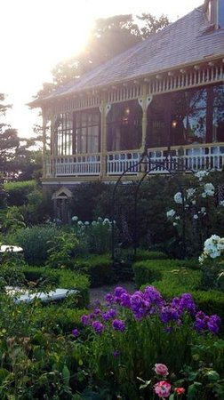 Lilianfels Resort & Spa - Blue Mountains: lilianfels garden