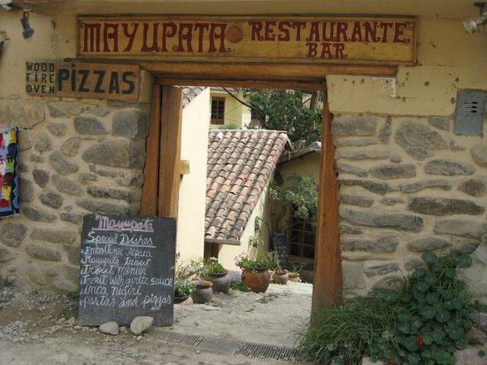 Mayupata : Get the pizza!