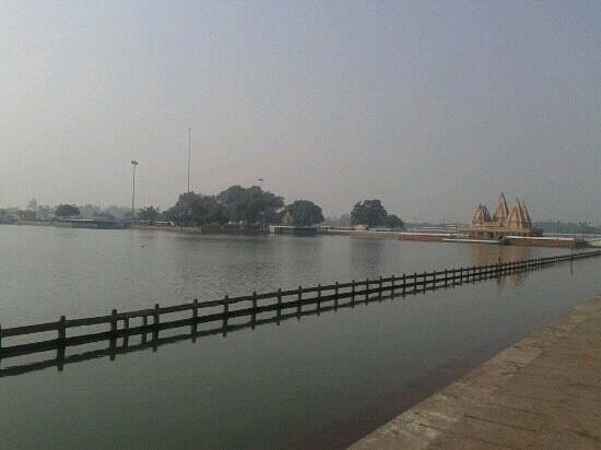 Kurukshetra, Ινδία: brahma sarovar
