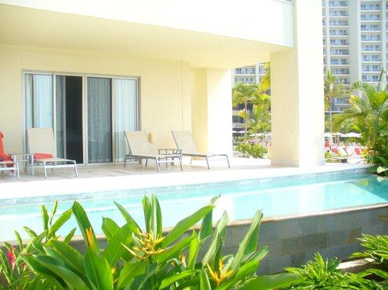 Now Amber Puerto Vallarta: Terrace