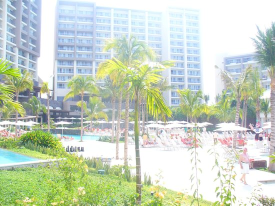 Now Amber Puerto Vallarta: Grounds from room