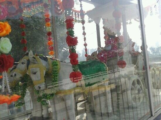 Kurukshetra, India: rath