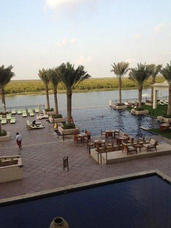 Anantara Eastern Mangroves Hotel & Spa: マングローブの森
