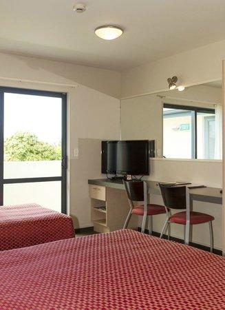 Bella Vista Motel Kaikoura: King superior plus studio