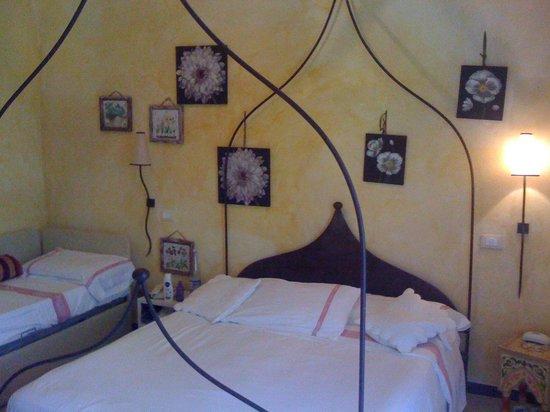 Hotel Atlantic: la nostra camera lato giardino