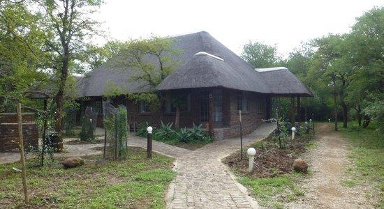 Phumula Kruger Lodge: chalet