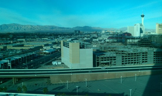 Trump International Hotel Las Vegas: City View