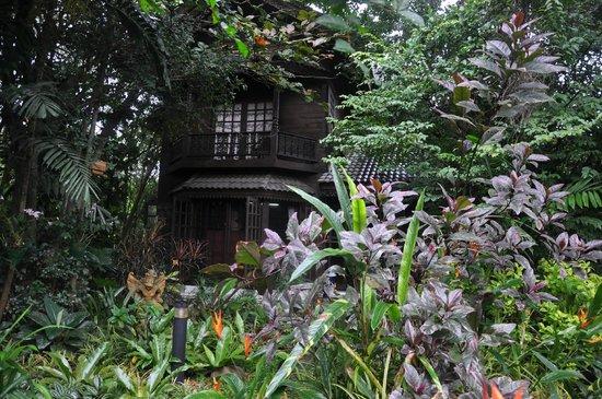 Bungalows Guesthouse: bâtiment principal