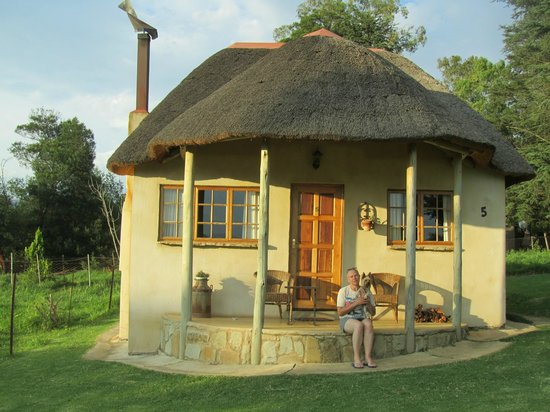 Berghouse and Cottages: Cottage #5 - THANDANANI