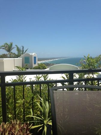 The Point Coolum Beach: villa 14 view