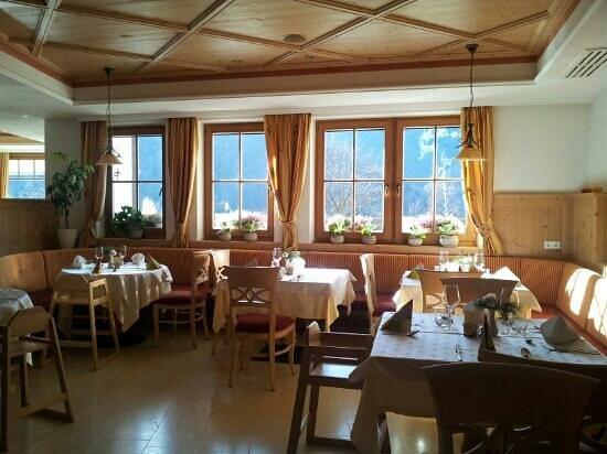sala da pranzo - Bild von Familienhotel Sonnwies, Luson (Lüsen ...
