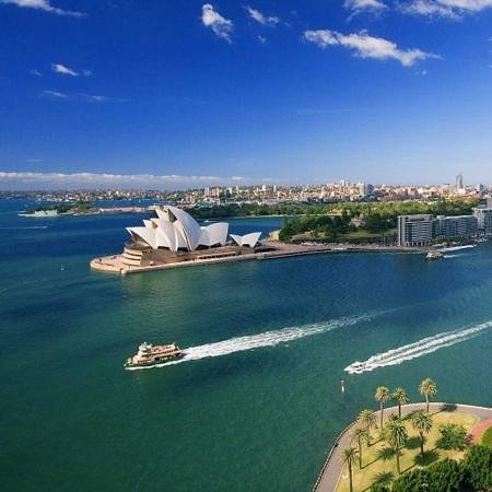 Four Seasons Hotel Sydney: beautiful sydney