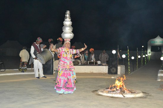 Camp Oasis India : Gypsy Dance